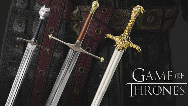 The Greatest Swords from Game Of Thrones