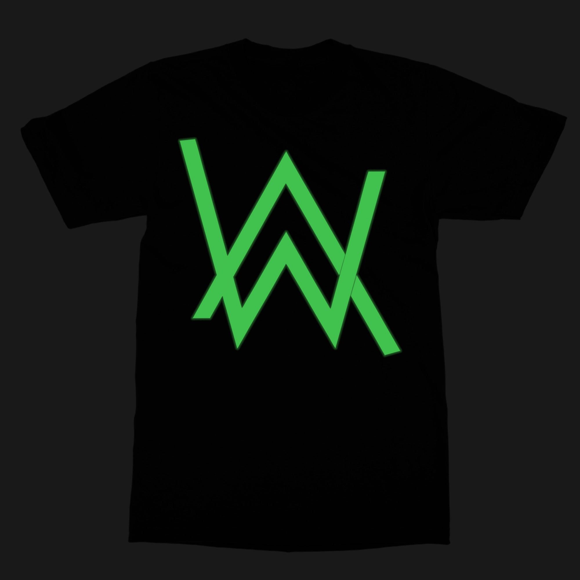 f2f46ebd Alan Walker Glow in the dark Tshirt in India by Sillypunter - Silly ...