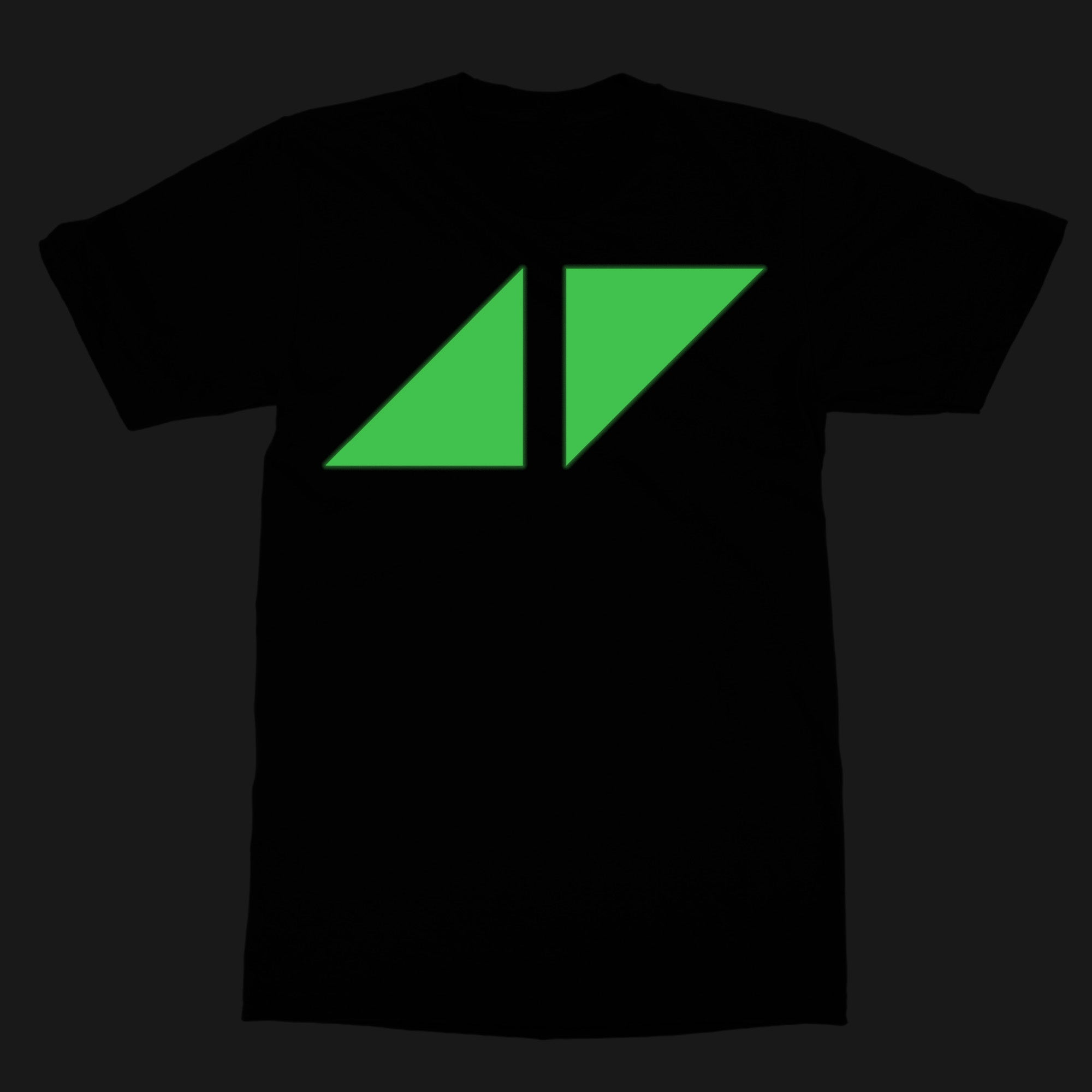 1a5d2a5b Avicii Glow in the dark Tshirt in India by Sillypunter - Silly Punter