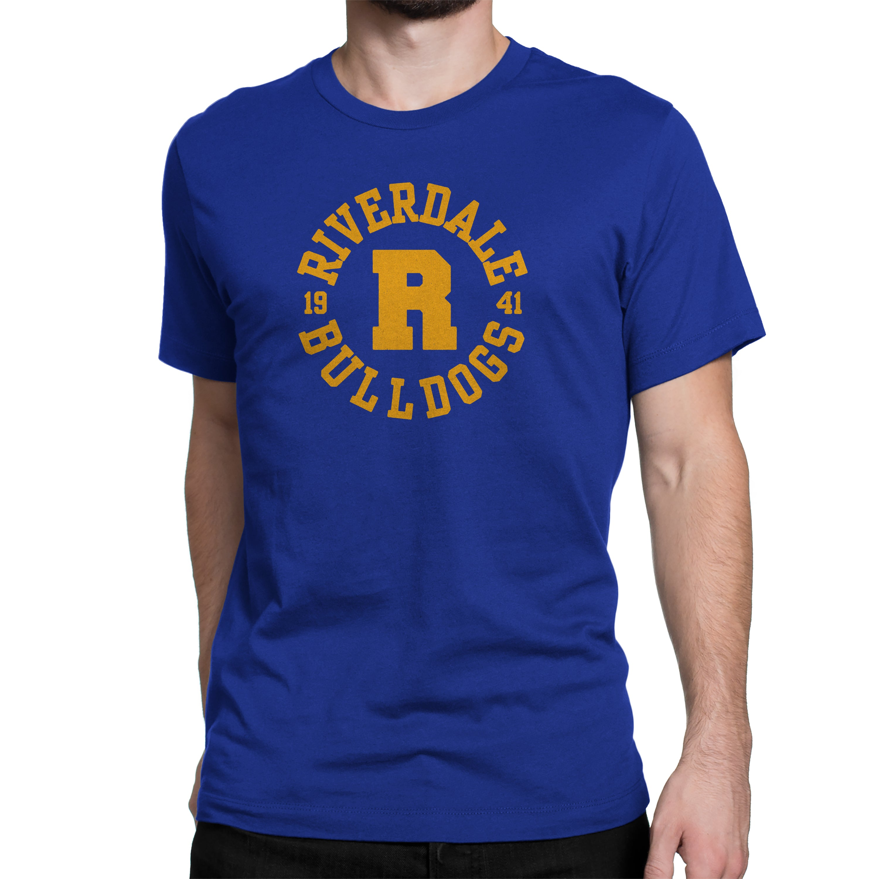 Riverdale Tv Show Riverdale Bulldogs T Shirt In India Silly Punter