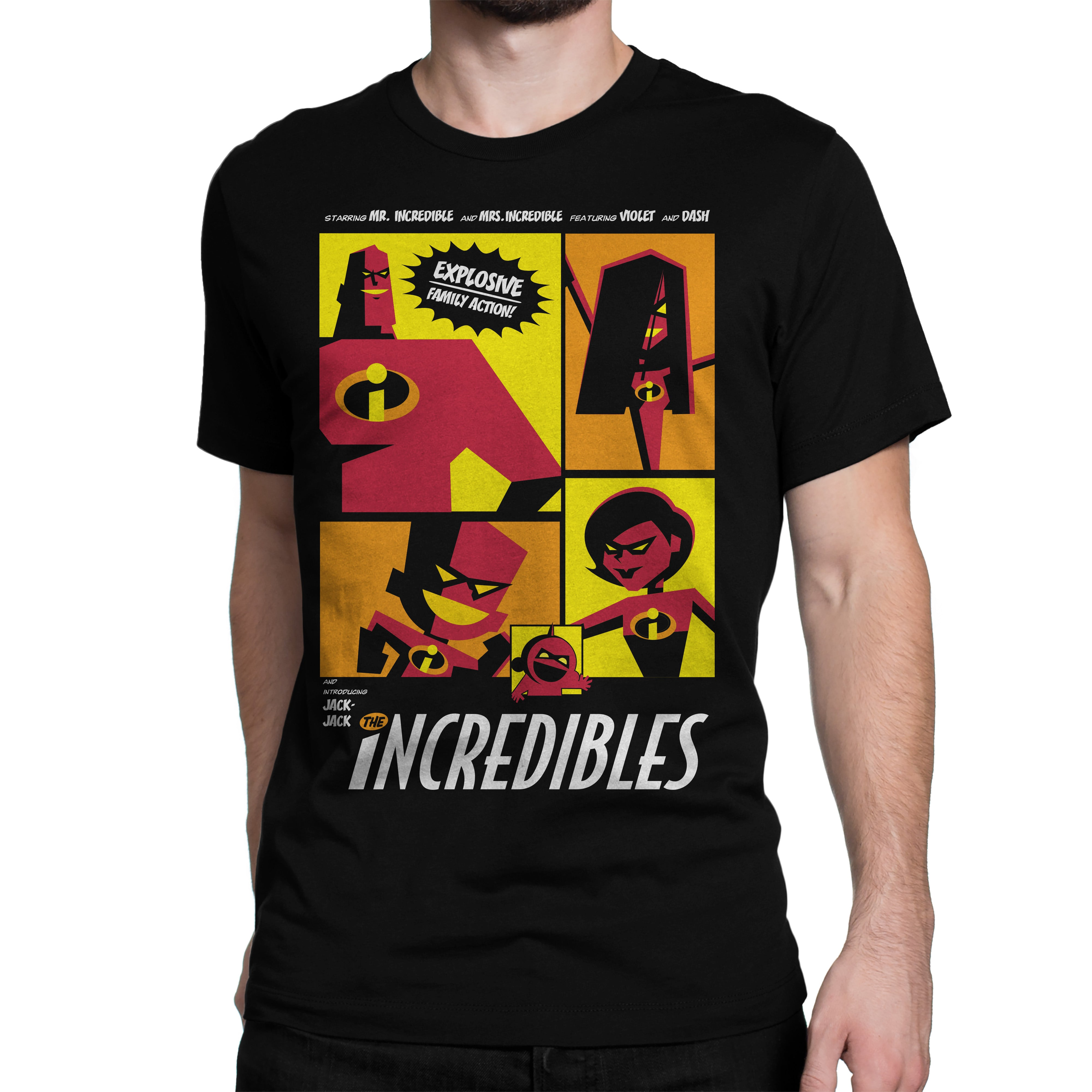 ed7766caf Pop art Poster_incredibles_movie tshirt_in_India_by_silly punter · Pop art  Poster_incredibles_movie tshirt_in_India_by_silly punter