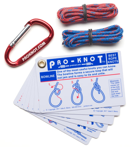 Pro-Knot Rope Knot Tying Kit