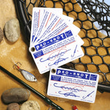 FISHING Knots - Pro-Knot Fishing Knot Cards