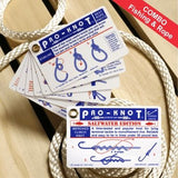 Skipper's Combo - Pro-Knot Boating Knots + Pro-Knot Saltwater Fishing Knots