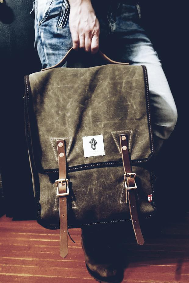 Our New Mountain Jumper Backpack.