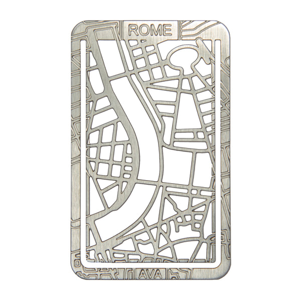 Bookmarker Street Map - ROME