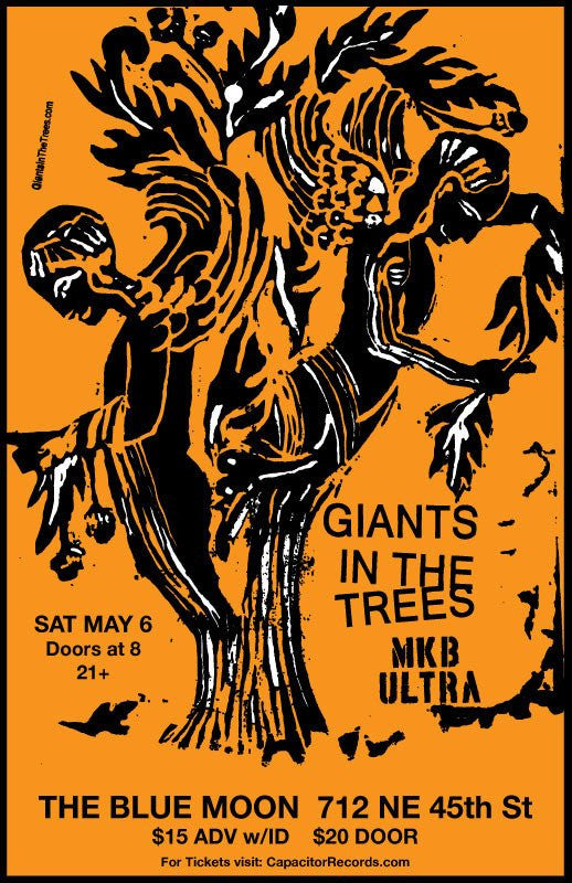 Giants In The Trees & MKB Ultra!!!