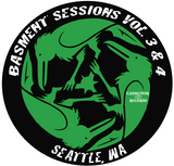 Seattle Basment Sessions Vol. 3 & 4