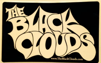 Black Clouds - Sticker Pack (3)