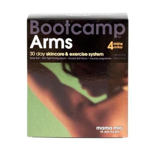 Mama Mio - Bootcamp for Arms - 30 Day Skincare & Exercise System - Affinity Skin Care