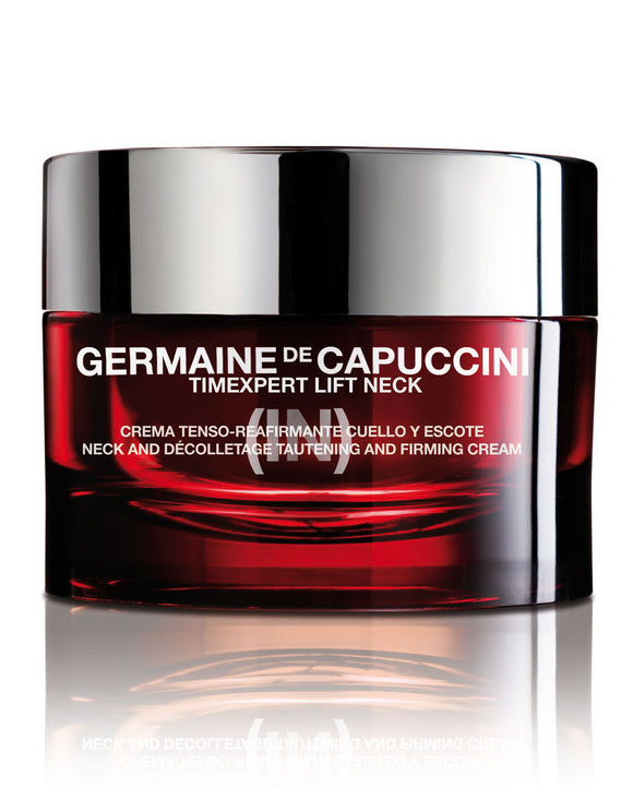 Germaine de Capuccini - TE Lift - Neck & Decolletage Tautening Cream - Affinity Skin Care