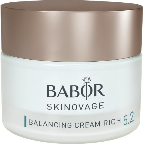 Babor - SKINOVAGE - Balancing Cream Rich - Contents: 50 ml - Affinity Skin Care