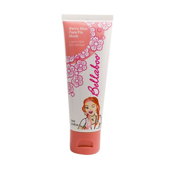 Bellaboo - Berry Nice Face Fix Mask natural skin care - Affinity Skin Care