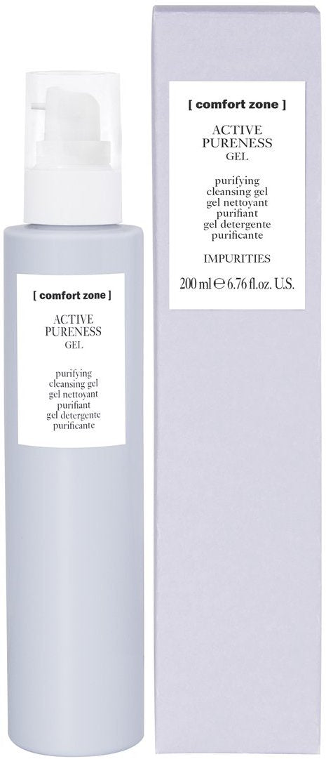 Comfort Zone - Active Pureness - Purifying Cleansing Gel - Affinity Skin Care