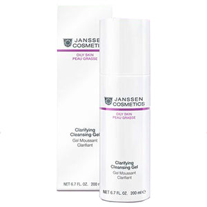 Janssen -CLARIFYING CLEANSING GEL 200ML - Affinity Skin Care
