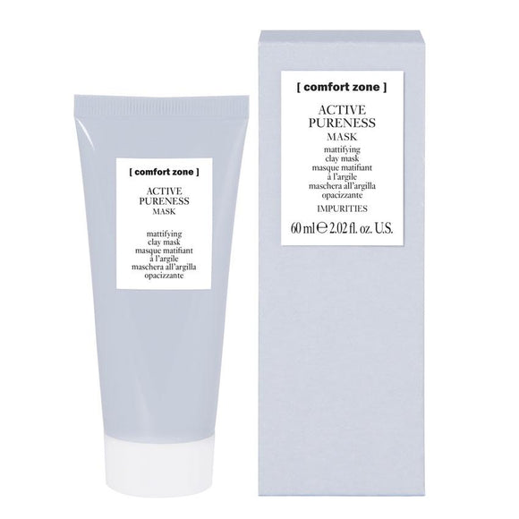 Comfort Zone - Active Pureness - Mattifying clay mask - Affinity Skin Care