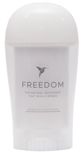 Freedom - Sensitive Unscented Deodorant - Affinity Skin Care