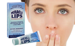Holocuren - Miracle Lips - Salve Corrective Lip Balm - Affinity Skin Care