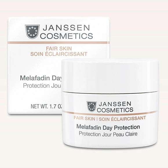 Janssen -   MELAFADIN DAY PROTECTION 50ML - Affinity Skin Care