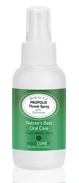 Holocuren - Miracle - PROPOLIS THROAT SPRAY