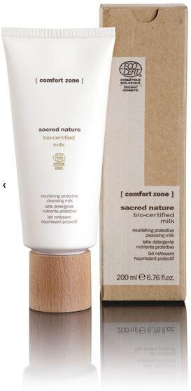 Comfort Zone - Sacred Nature - Cleansing Milk - Affinity Skin Care
