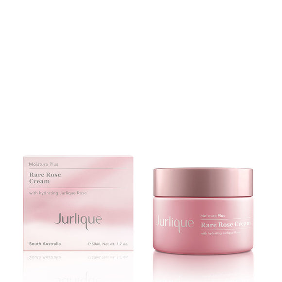 Jurlique - Moisture Plus Rare Rose Cream - Affinity Skin Care