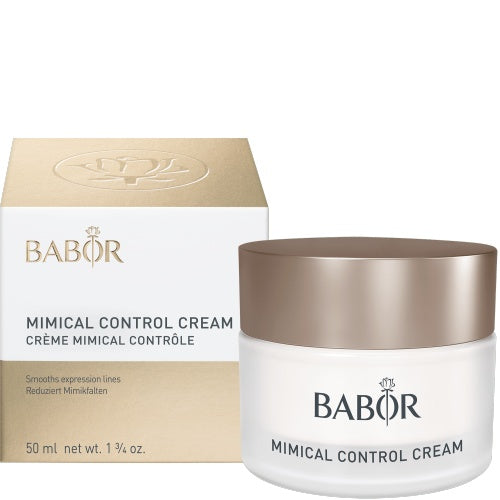 Babor - SKINOVAGE - CLASSICS - Mimical Control Cream - Contents: 50 ml - Affinity Skin Care