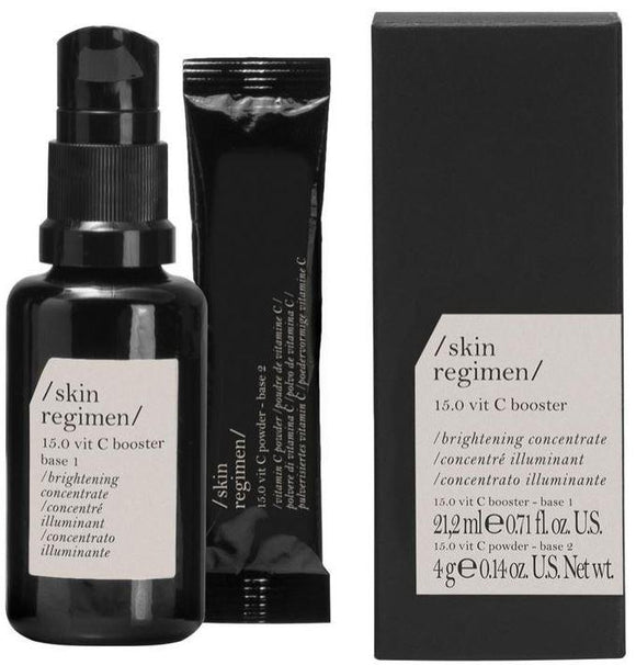Comfort Zone -  SKIN REGIMEN  - Vit C Booster Brightening Concentrate - Affinity Skin Care