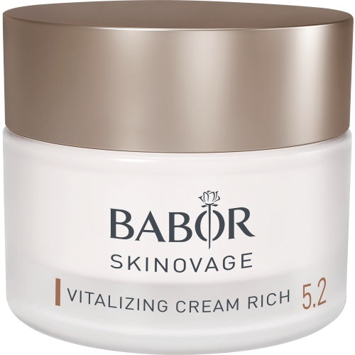 Babor - SKINOVAGE - Vitalizing Cream Rich Contents: 50 ml - Affinity Skin Care