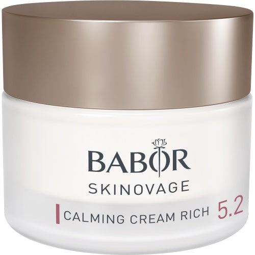 Babor - SKINOVAGE - Calming Cream Rich - Contents: 50 ml - Affinity Skin Care