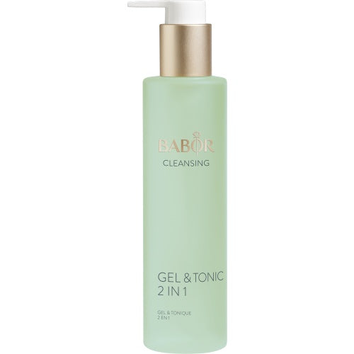Babor -CLEANSING - Cleansing Gel & Tonic - Contents: 200 ml - Affinity Skin Care