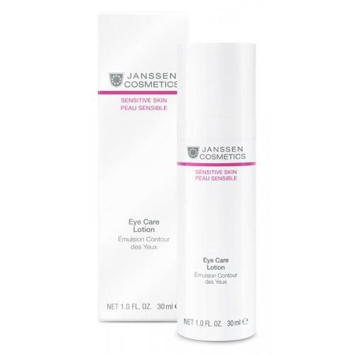 Janssen - CALMING EYE CARE LOTION - Affinity Skin Care