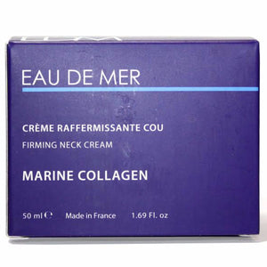 Eau De Mer - Firming Neck Cream - Marine Collagen - Affinity Skin Care