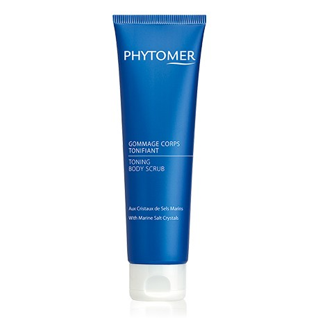 Phytomer - TONING BODY SCRUB - With Marine Salt Crystals - Affinity Skin Care