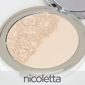 La Bella Donna - Compressed Mineral Foundation