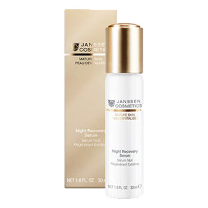Janssen - NIGHT RECOVERY SERUM - Affinity Skin Care