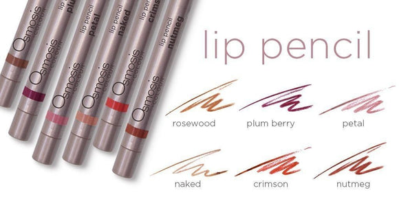 Osmosis + COLOUR  - Lip Pencil - Affinity Skin Care