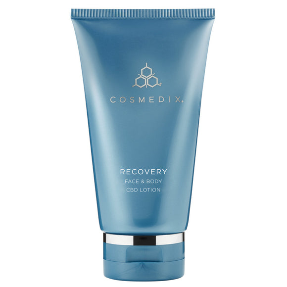 CosMedix -  Recovery - Face & Body CBD Lotion - Affinity Skin Care