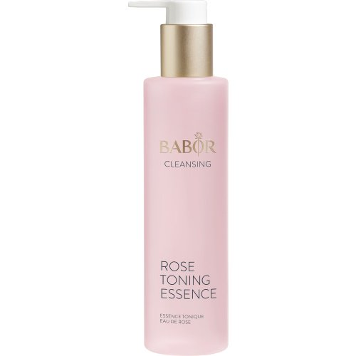 Babor - CLEANSING - Rose Toning Essence - Contents: 200 ml - Affinity Skin Care