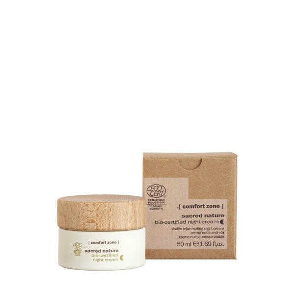 Comfort Zone - Sacred Nature - Night Cream - Affinity Skin Care