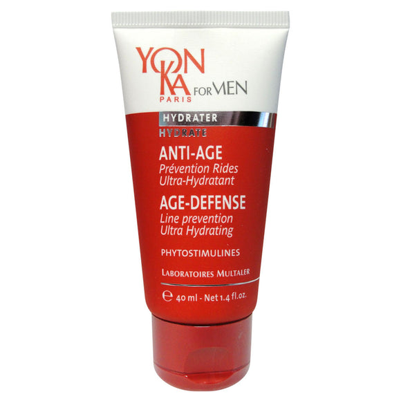 Yonka for Men - Age-Defense - Affinity Skin Care
