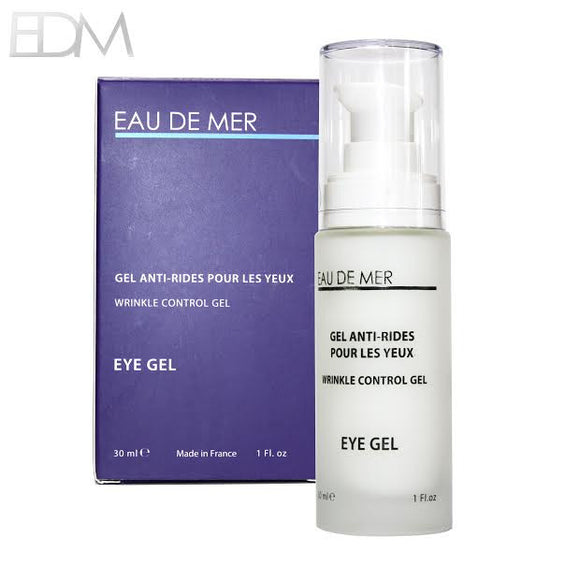 Eau De Mer - Wrinkle Control Eye Gel - Affinity Skin Care
