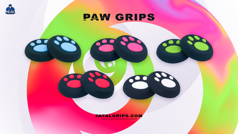 Comfy Paw Grips - fatalgrips