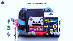 Gamer Box PS4 - fatalgrips
