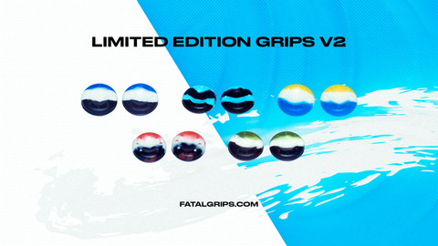 Limited Edition Grips v2