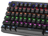 Fury Tornado: Mechanical Gaming Keyboard - fatalgrips