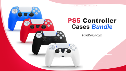 PS5 Controller Case Bundle