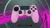 Pink PS4 Controller Case - Fatal Grips