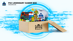 Legendary Gamer Box PS4 - fatalgrips