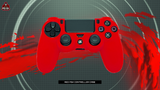 FATAL GRIPS | RED PS4 CONTROLLER CASE - fatalgrips